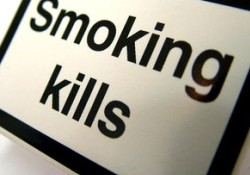 Counterfeit cigarettes are found to contain toxic substances
